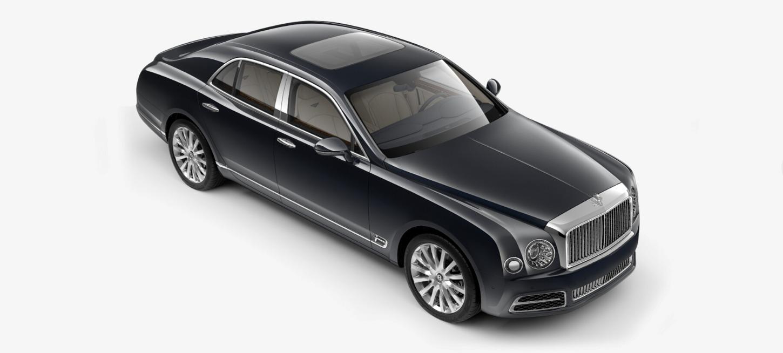 New 2017 Bentley Mulsanne