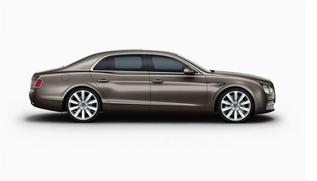 New 2017 Bentley Flying Spur W12