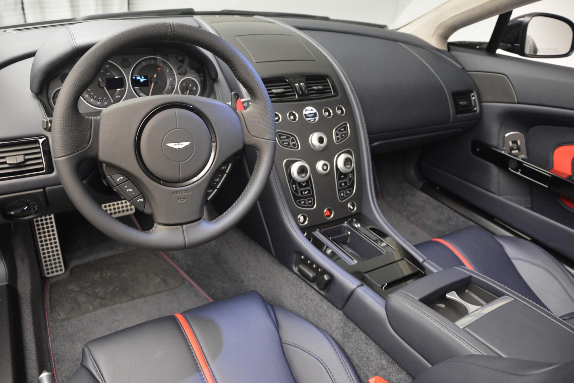 Used 2016 Aston Martin V12 Vantage S Convertible