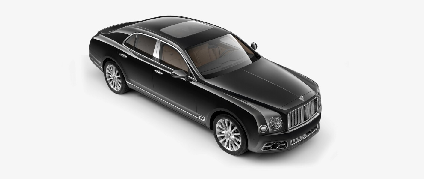 New 2017 Bentley Mulsanne