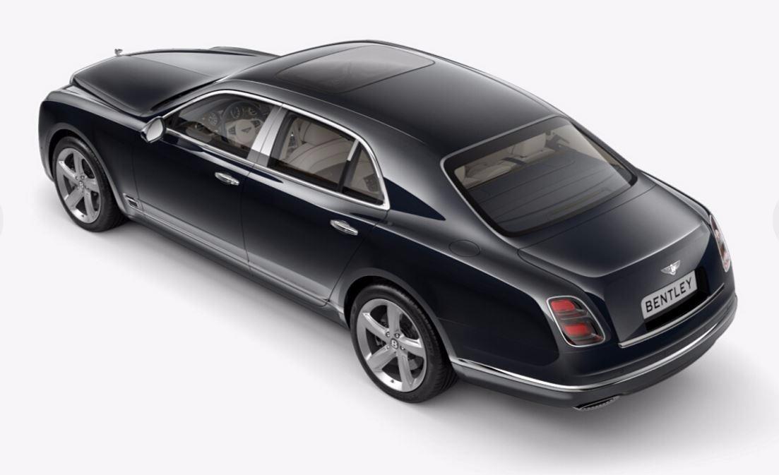 New 2017 Bentley Mulsanne Speed