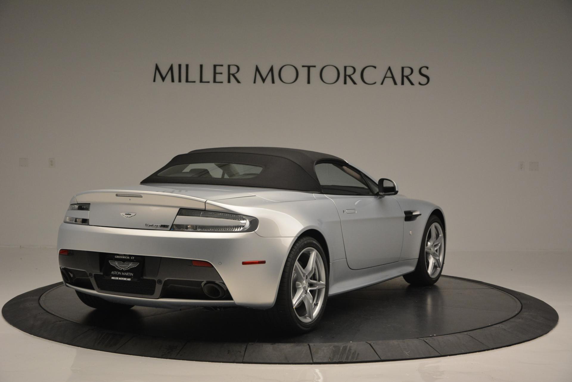 New 2016 Aston Martin V8 Vantage GTS Roadster