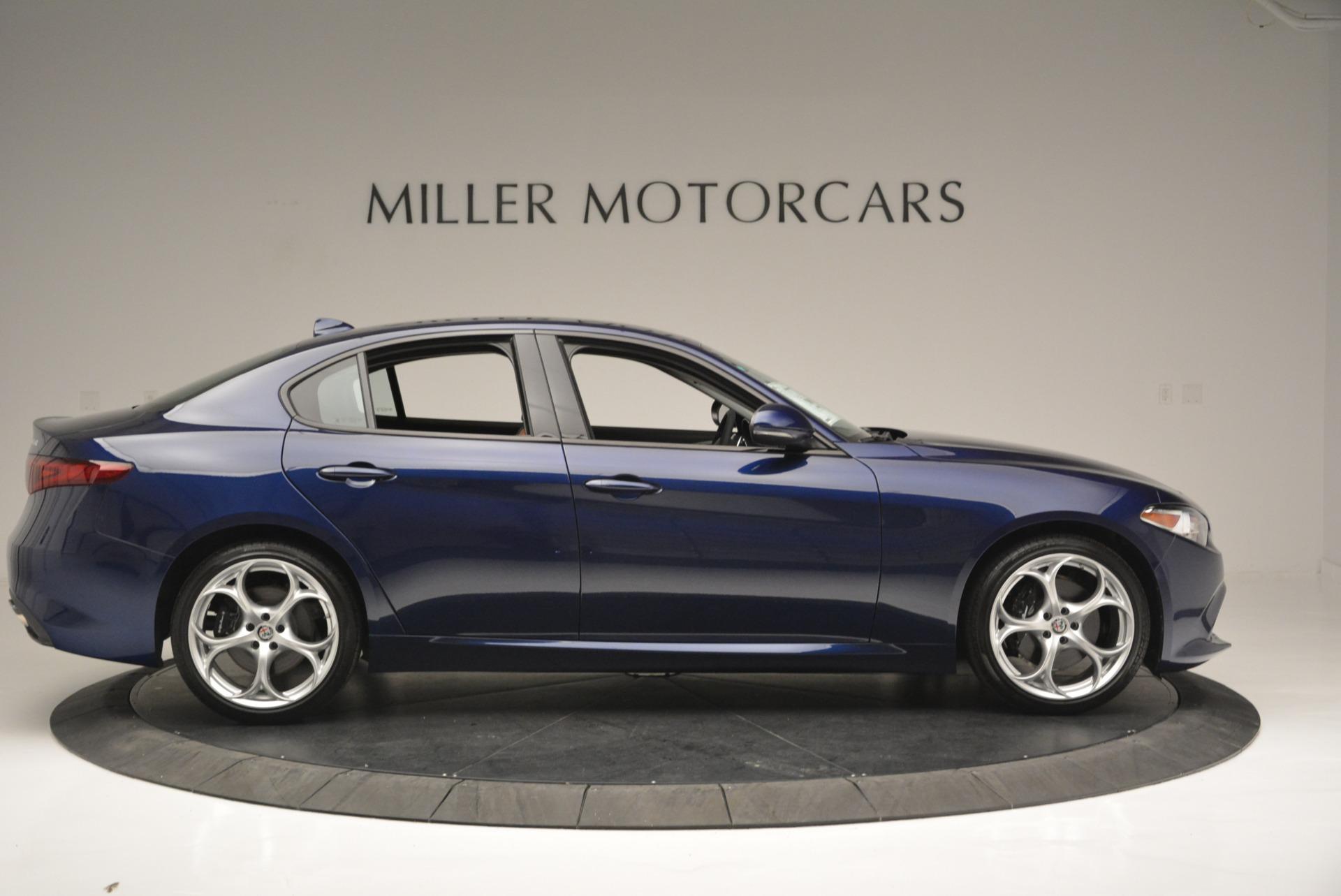 New 2018 Alfa Romeo Giulia Ti Sport Q4