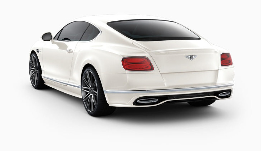 New 2017 Bentley Continental GT Speed