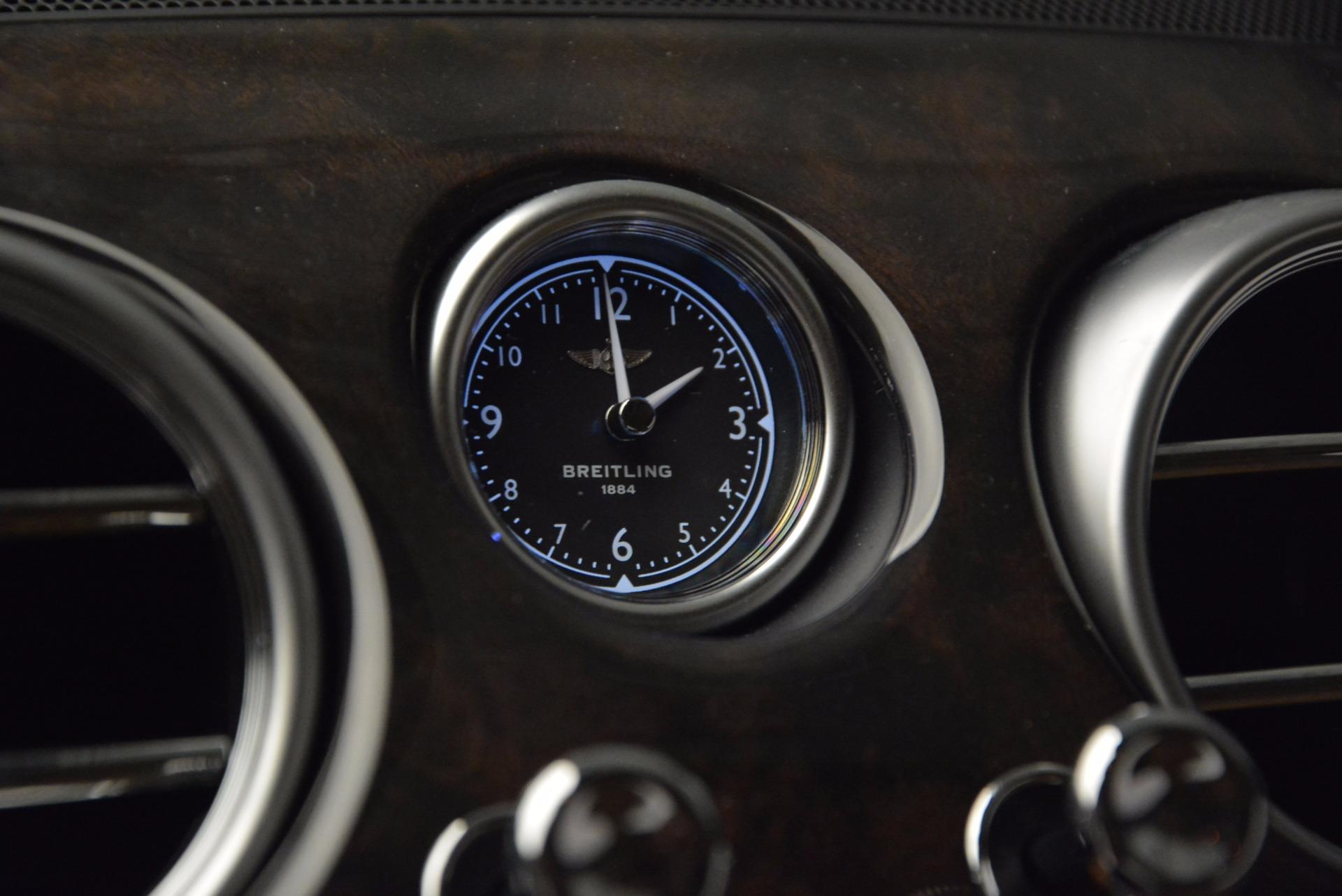 New 2017 Bentley Continental GT W12