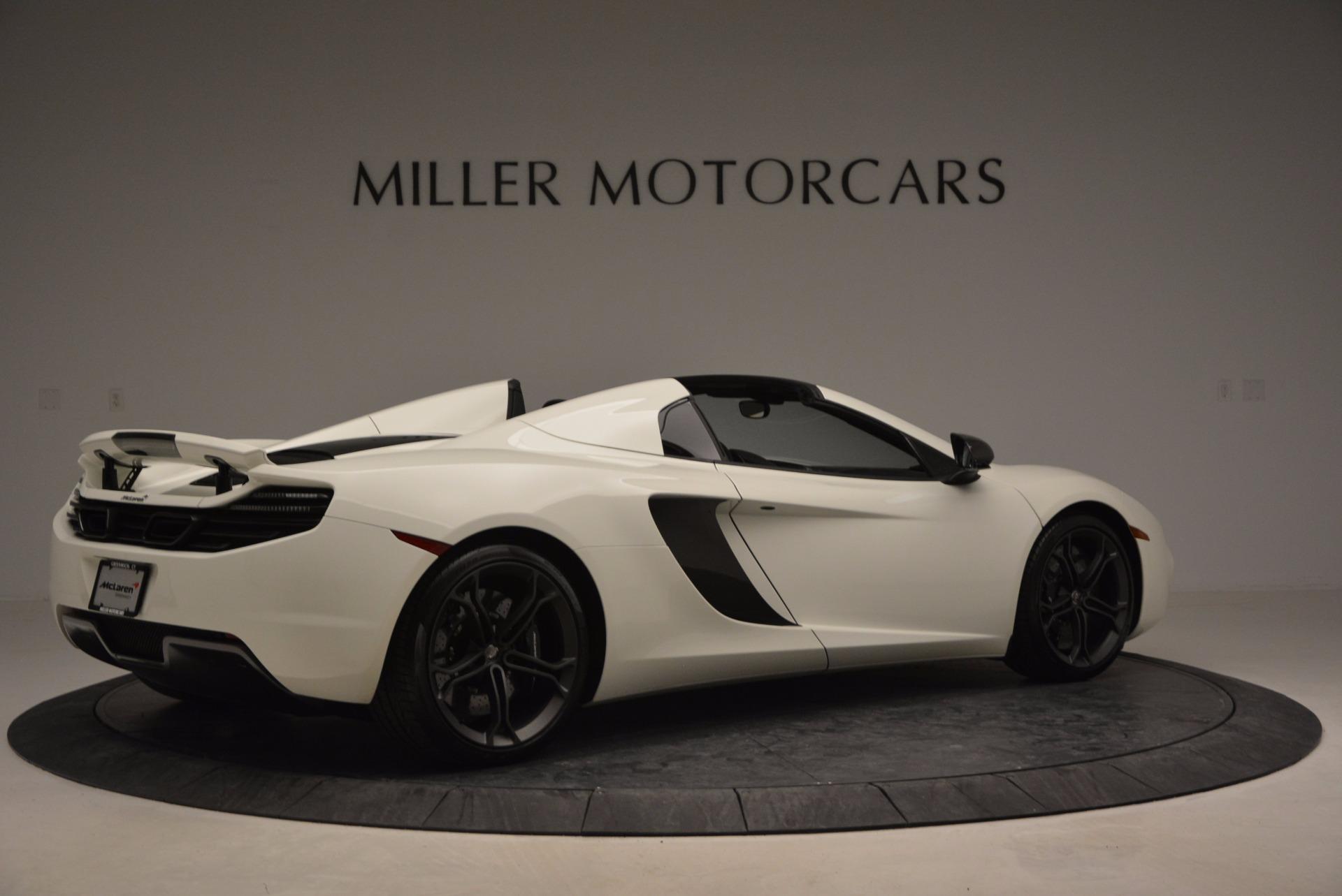 Used 2014 McLaren MP4 12C Spider