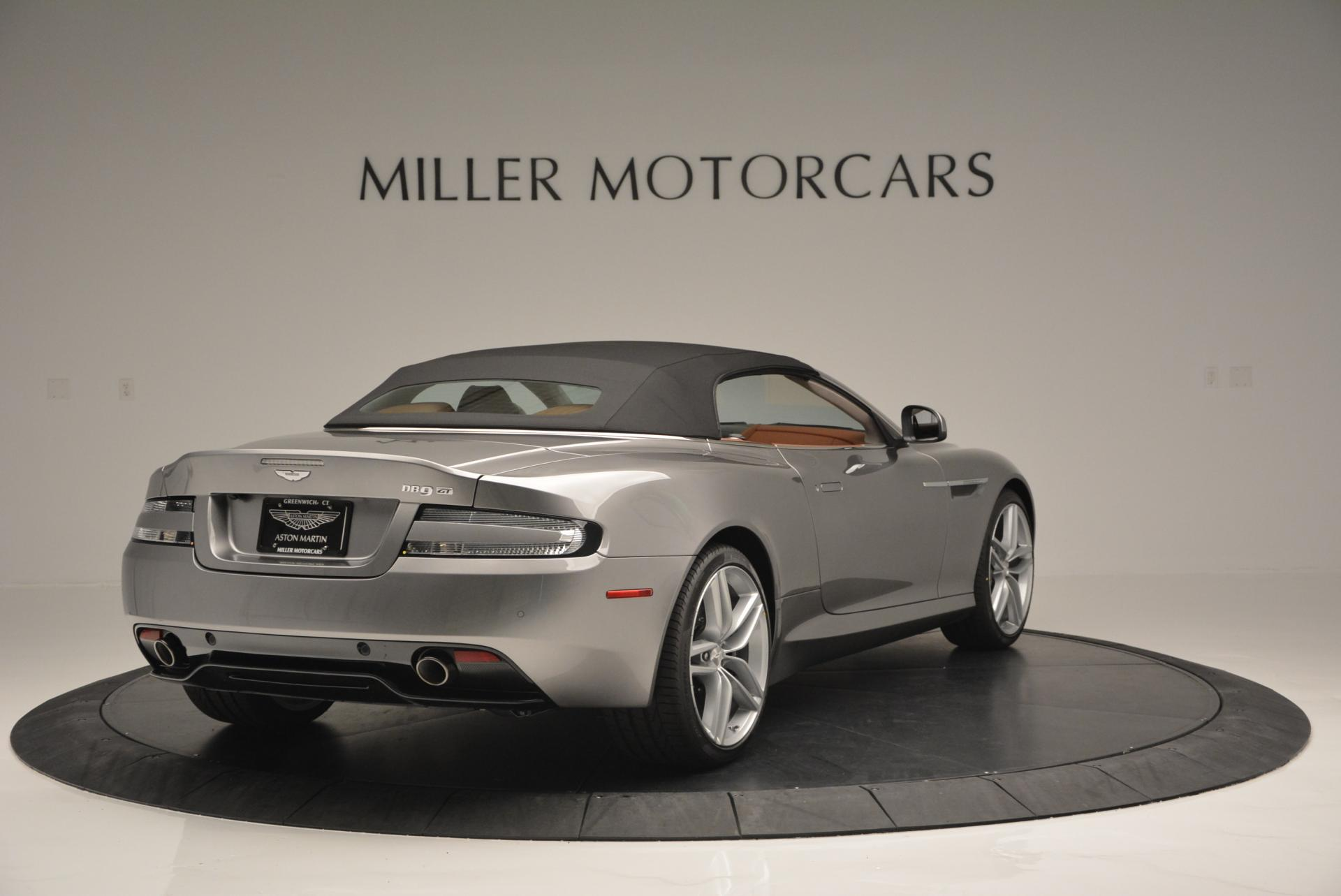 New 2016 Aston Martin DB9 GT Volante