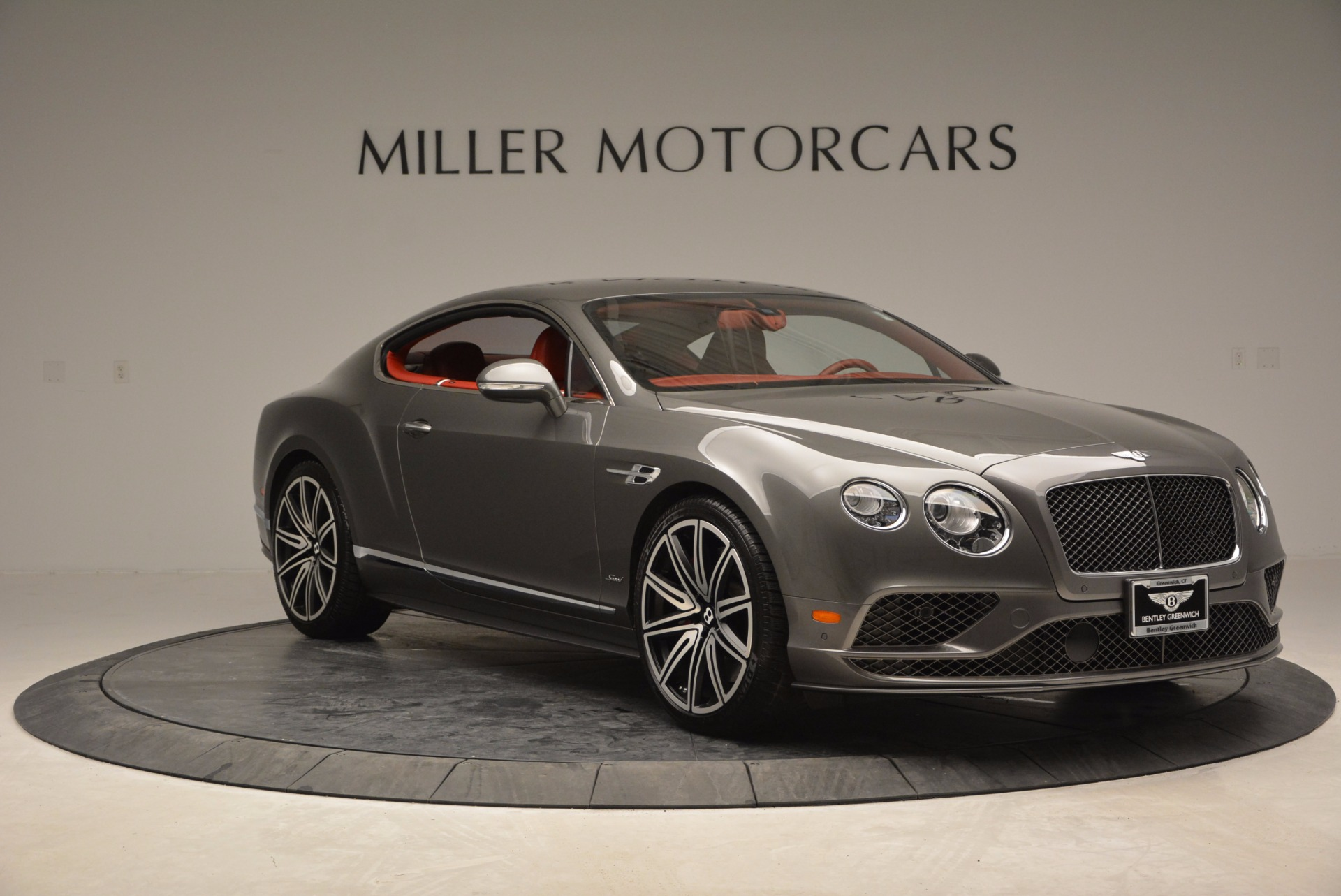 Used 2016 Bentley Continental GT Speed