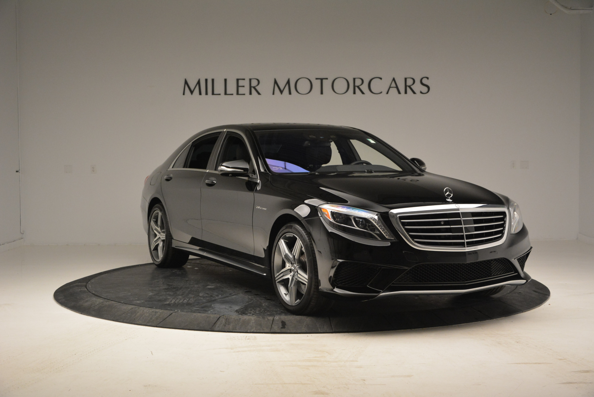 Used 2014 Mercedes Benz S Class S 63 AMG