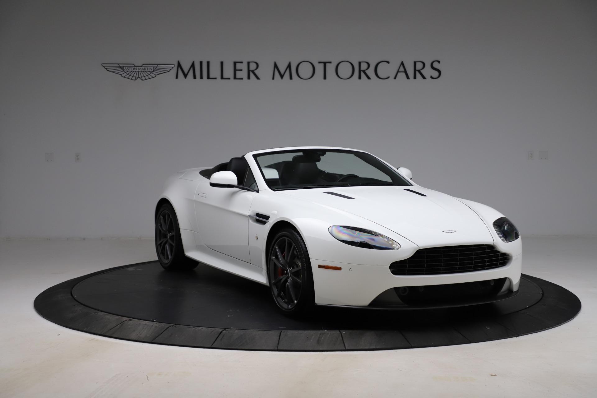 New 2015 Aston Martin Vantage GT GT Roadster
