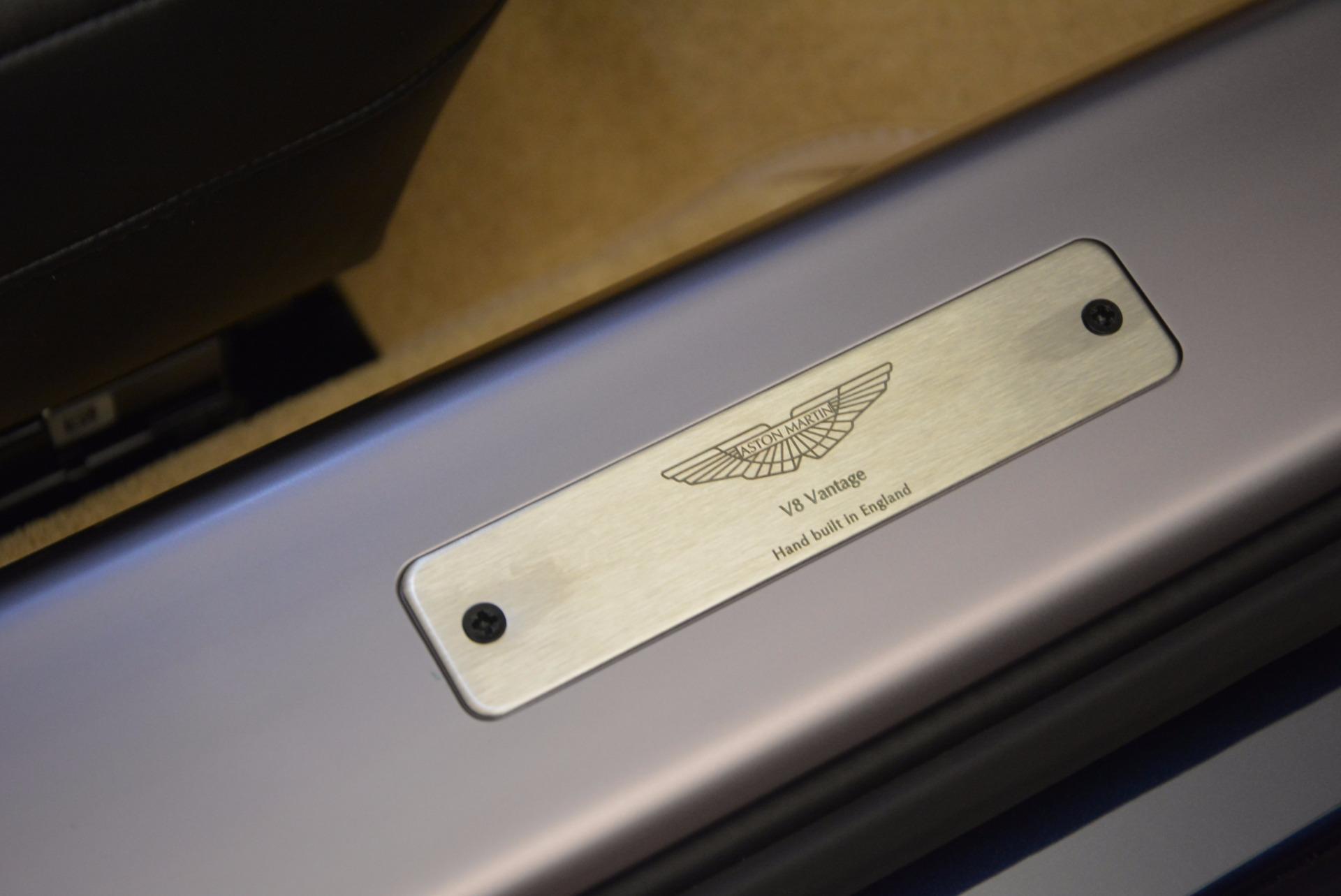 Used 2016 Aston Martin V8 Vantage