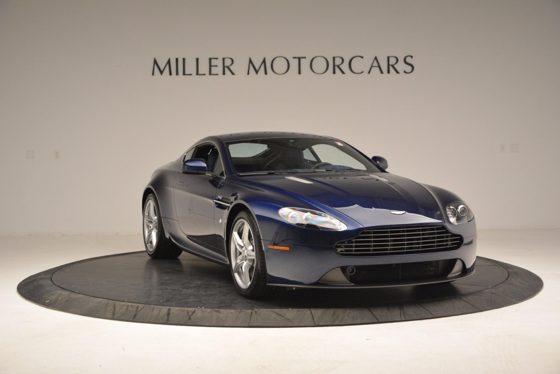 New 2016 Aston Martin V8 Vantage