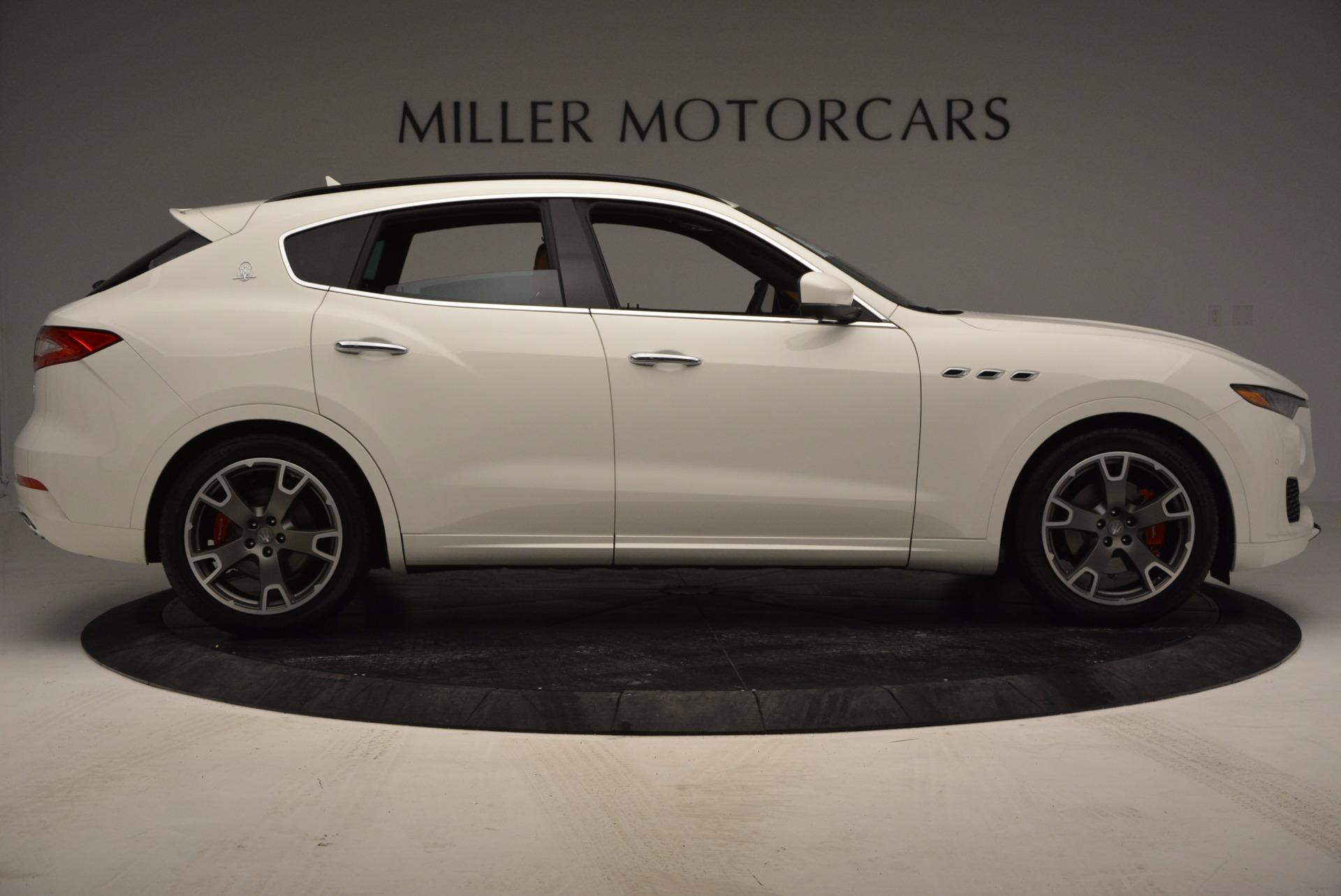 Used 2017 Maserati Levante Q4