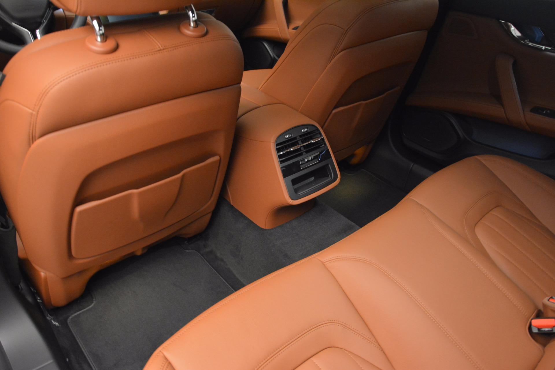 New 2017 Maserati Quattroporte S Q4