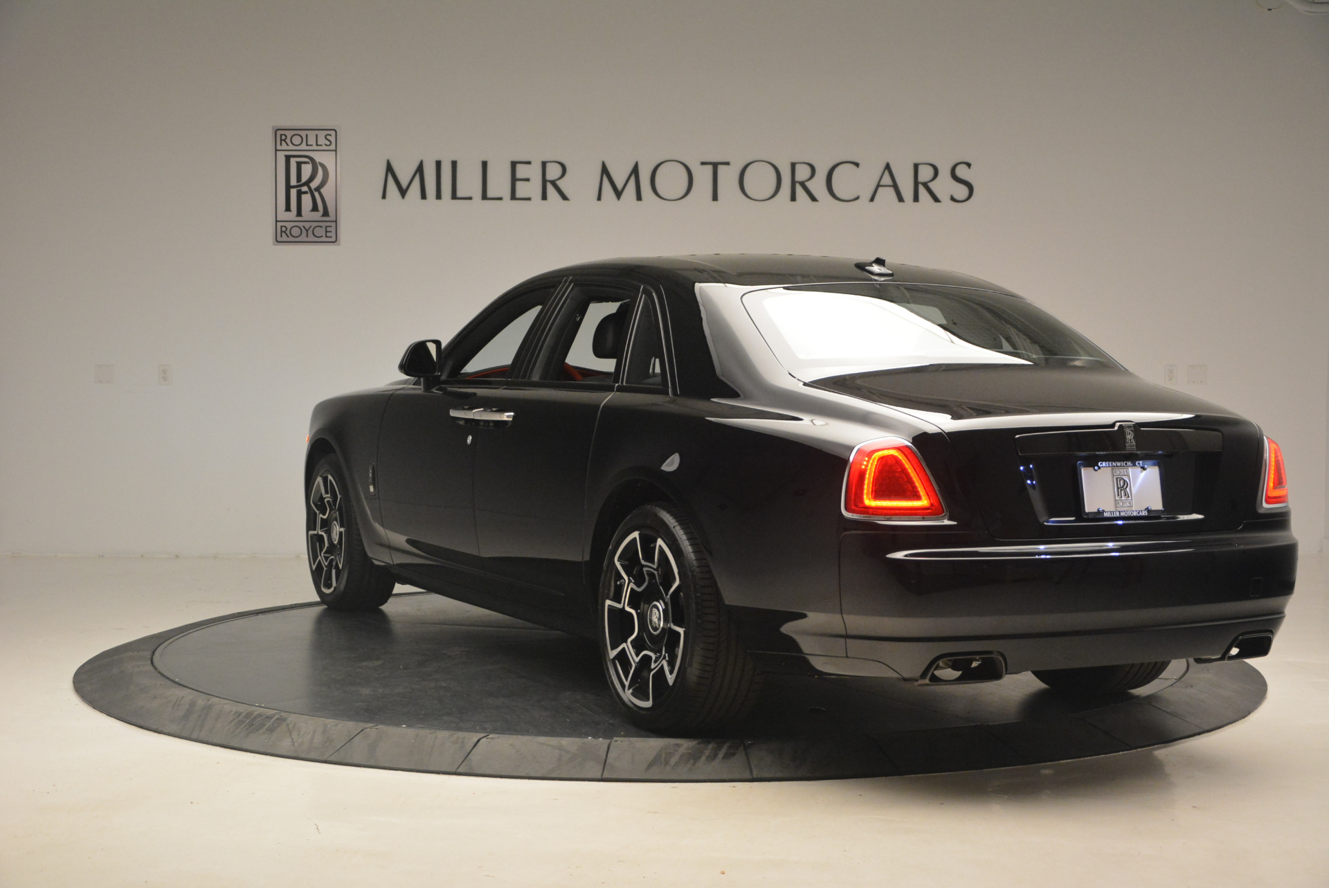 New 2017 Rolls Royce Ghost Black Badge