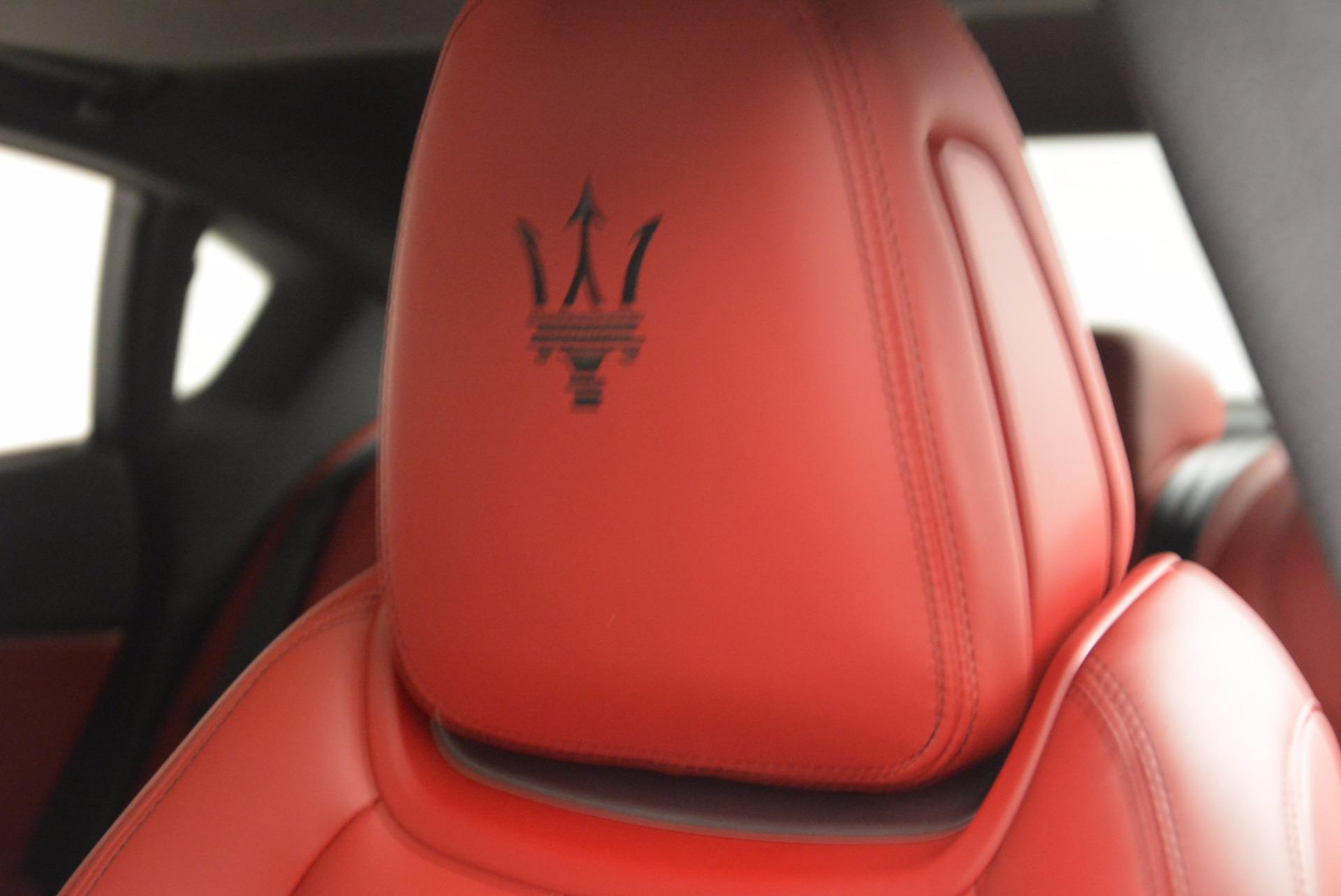 New 2017 Maserati Quattroporte S Q4 GranSport