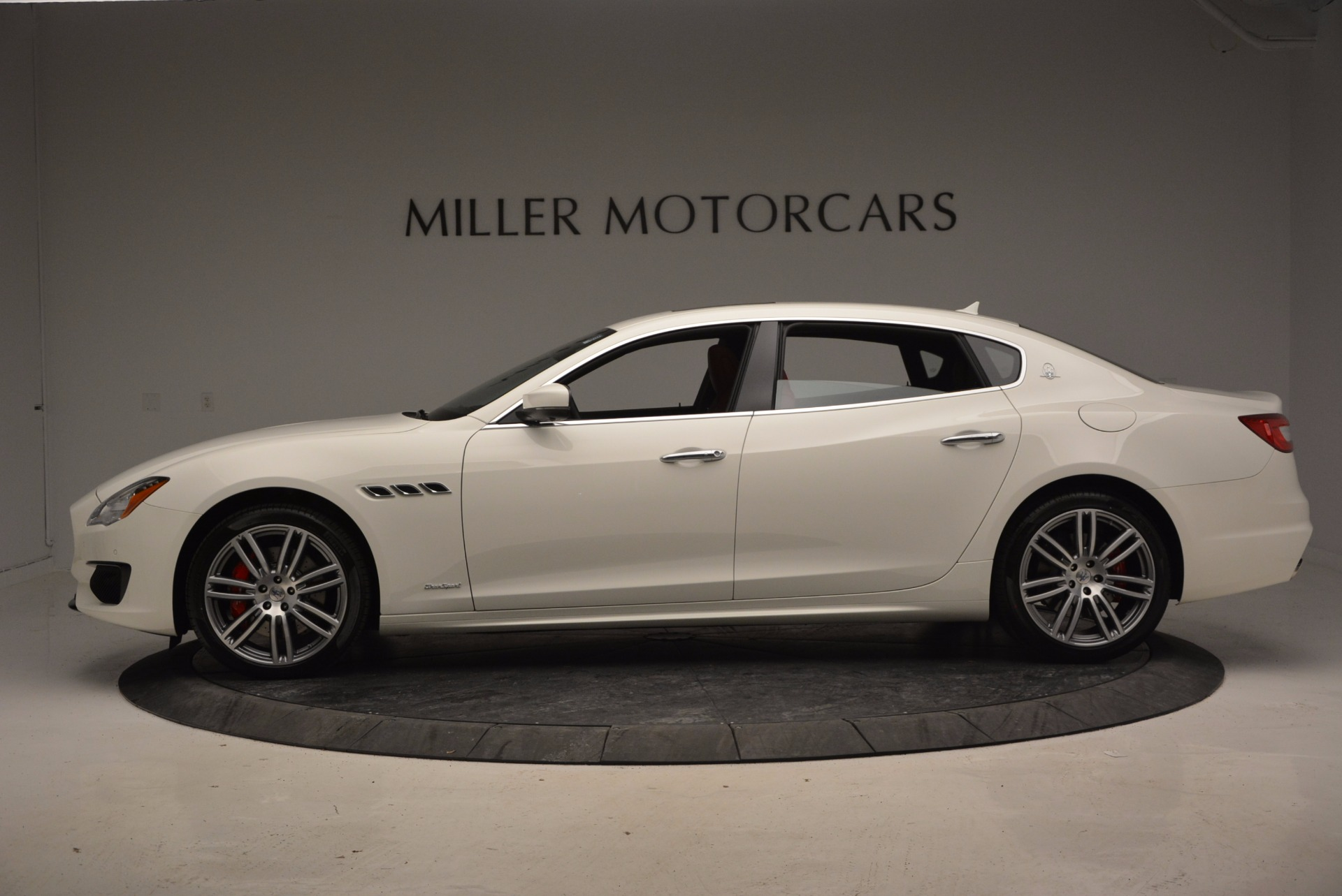 New 2017 Maserati Quattroporte S Q4 GranSport