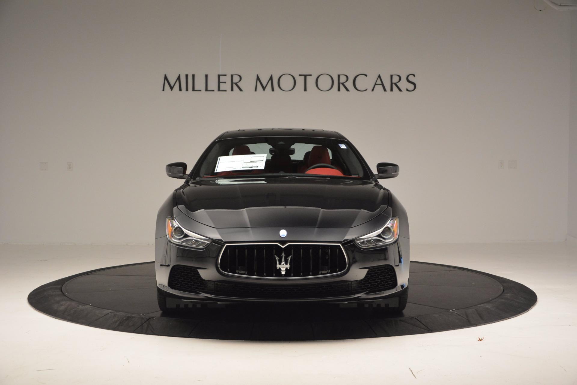 New 2017 Maserati Ghibli S Q4