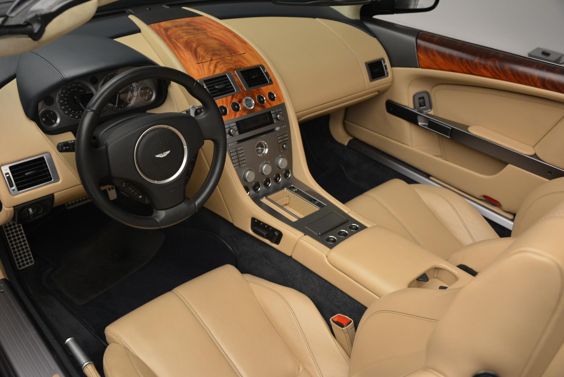 Used 2007 Aston Martin DB9 Volante