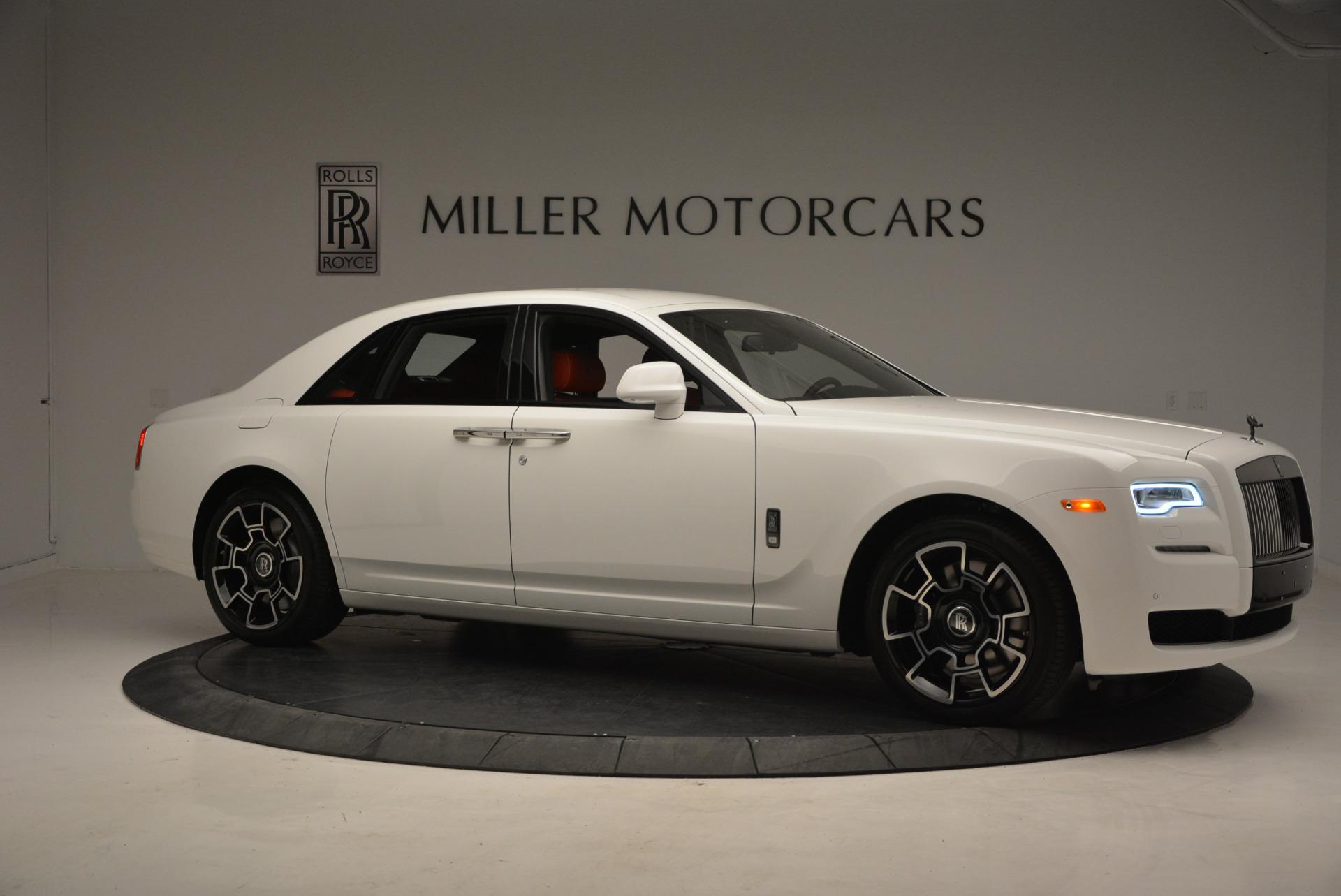 New 2017 Rolls Royce Ghost Black Badge