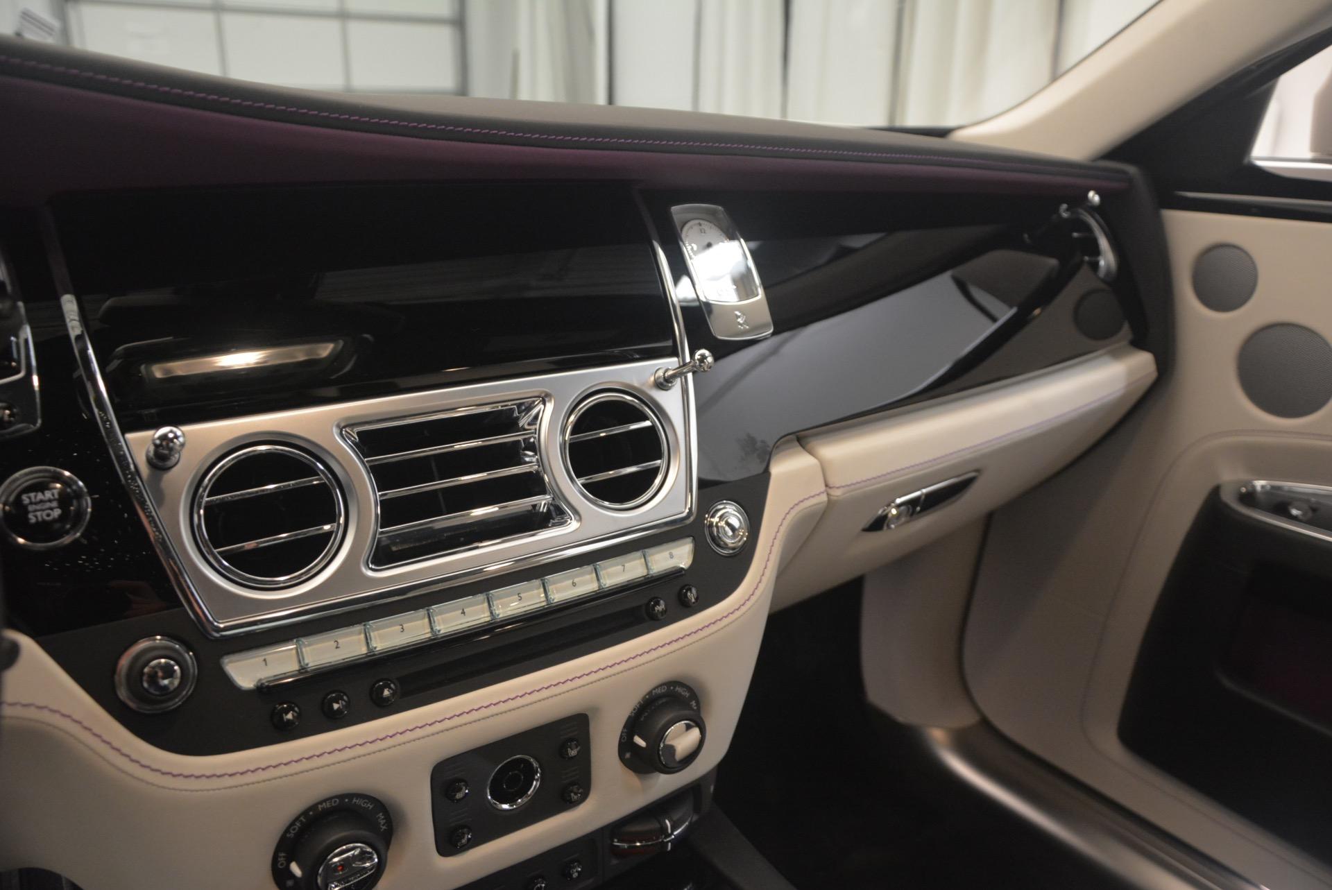 Used 2017 Rolls Royce Ghost