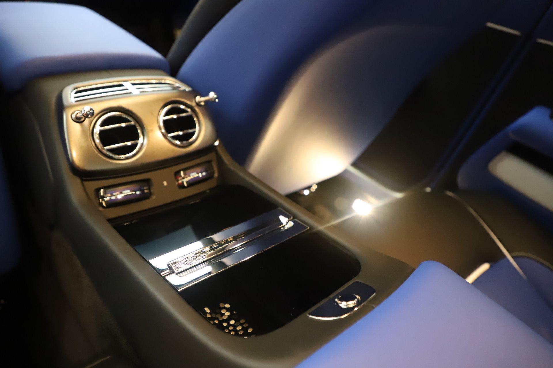 New 2017 Rolls Royce Wraith Black Badge