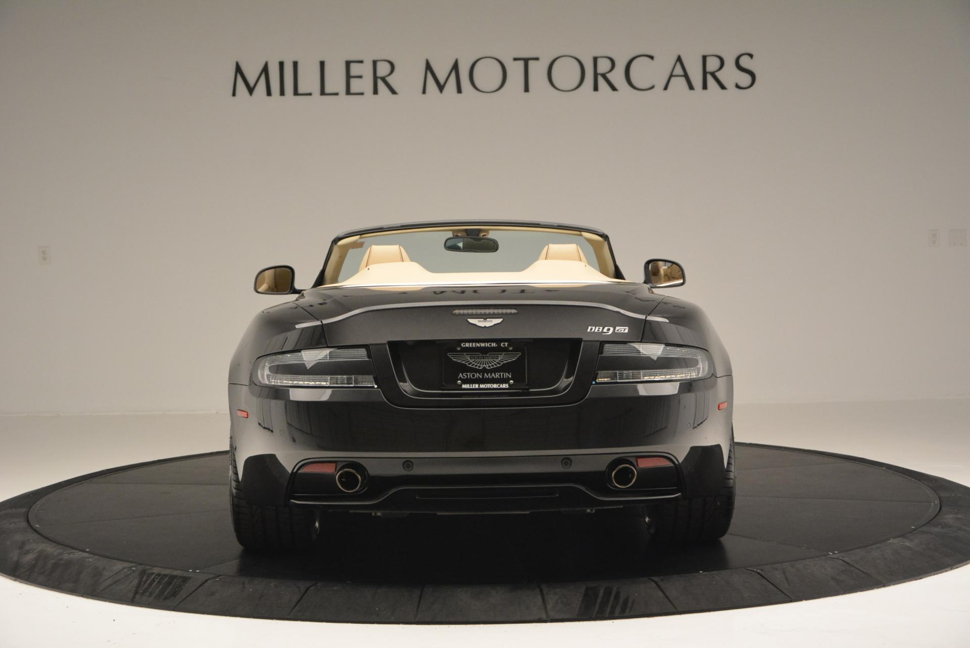 New 2016 Aston Martin DB9 GT Volante