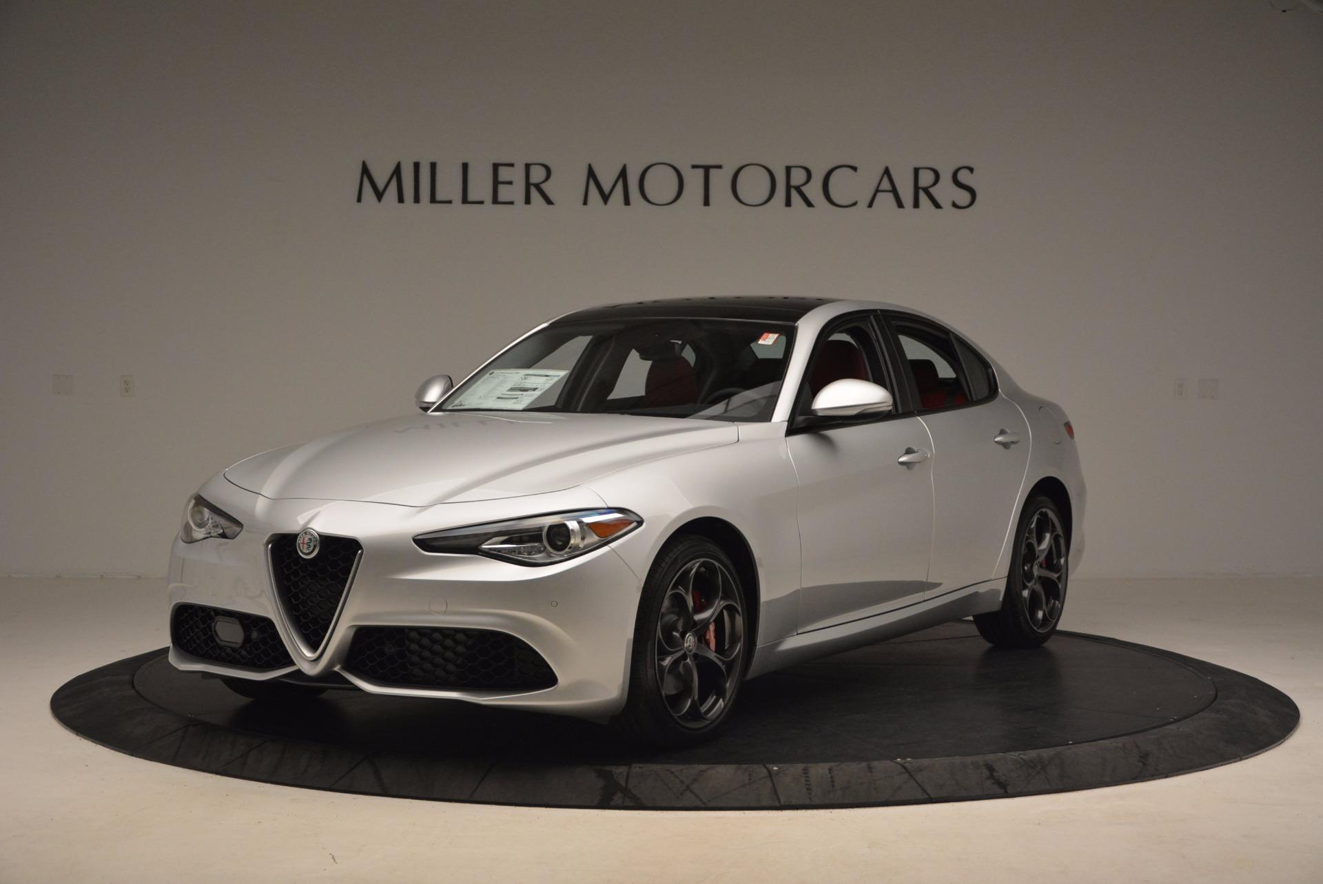 New 2017 Alfa Romeo Giulia Ti Q4