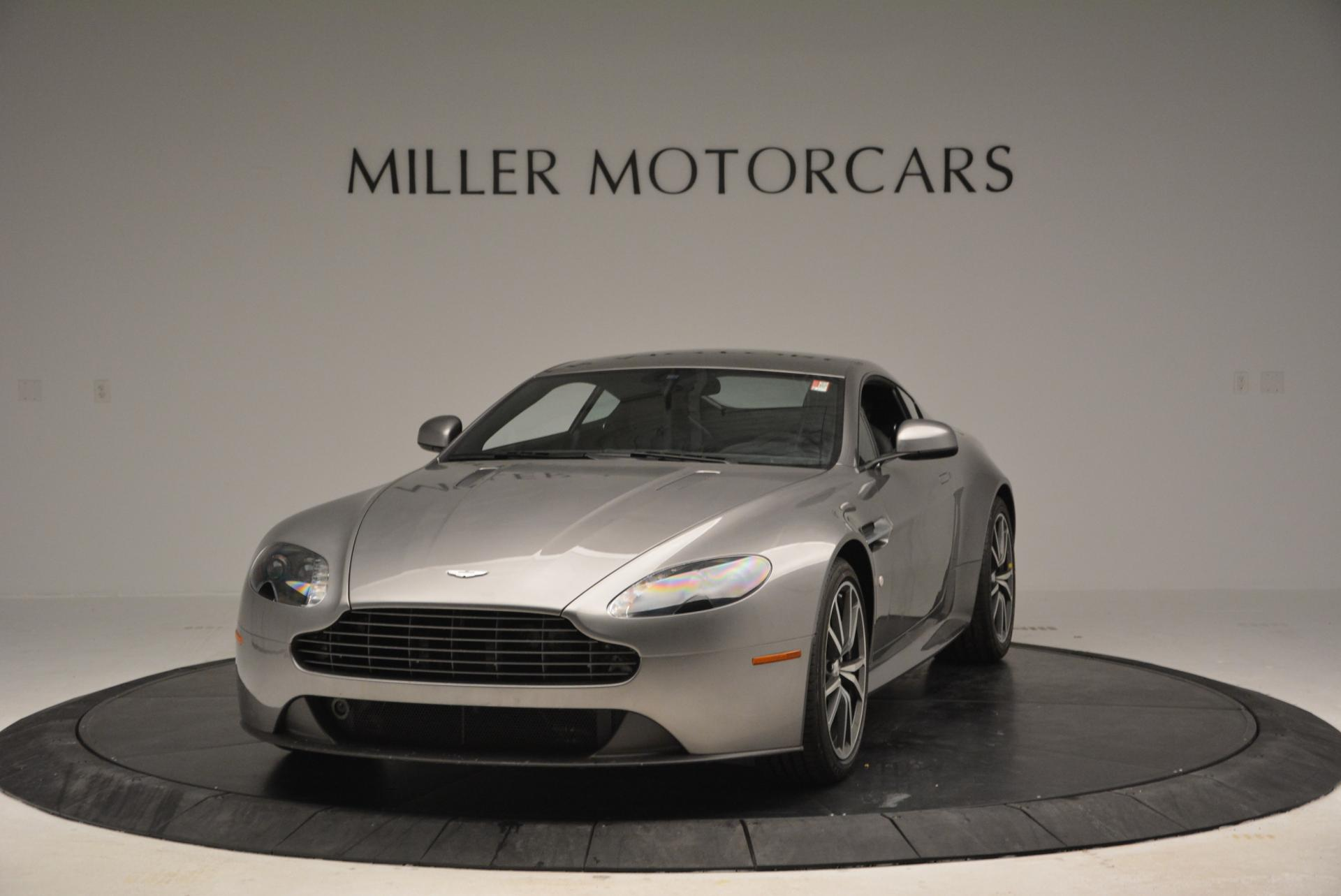 Used 2016 Aston Martin V8 Vantage GT Coupe