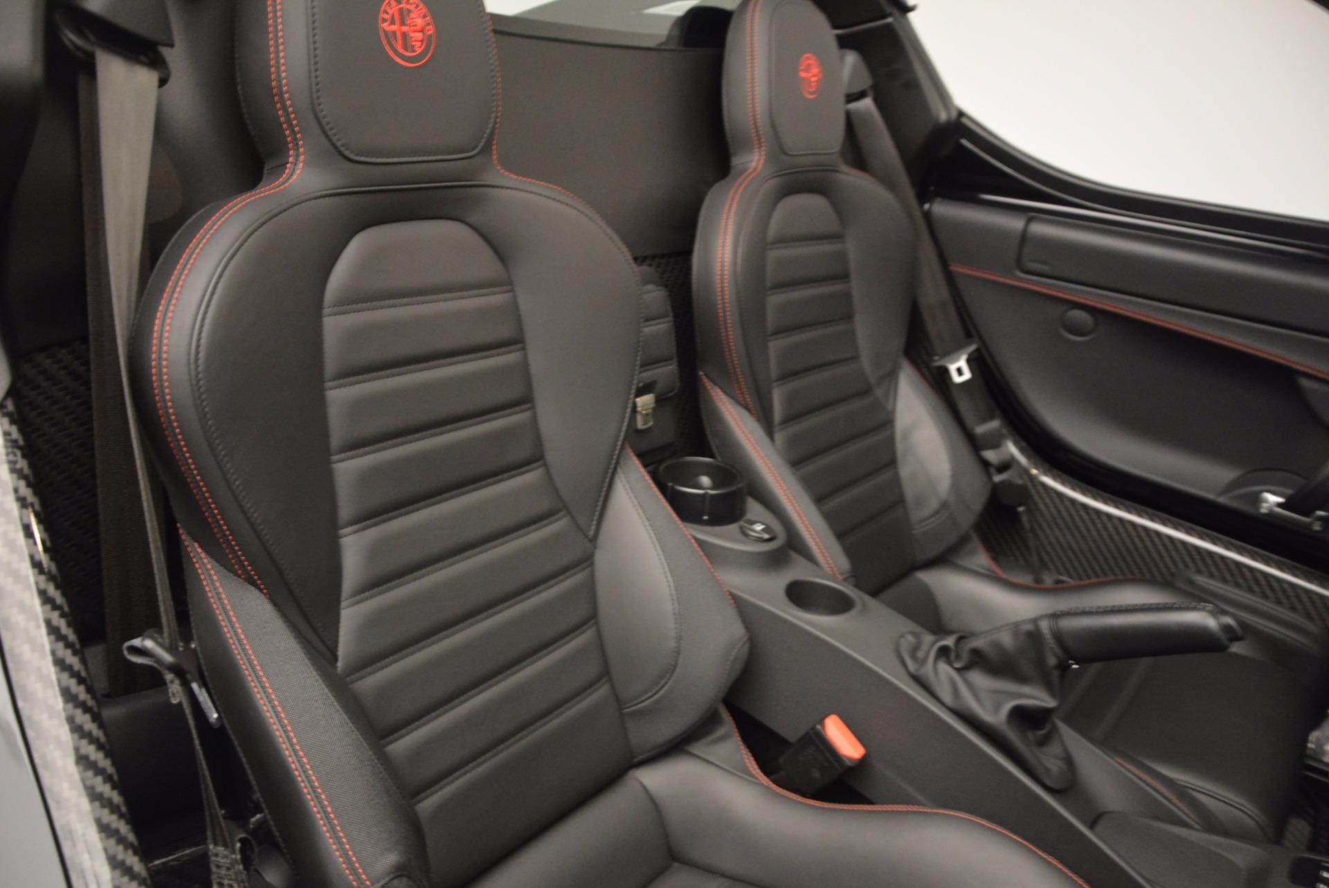 New 2016 Alfa Romeo 4C Spider