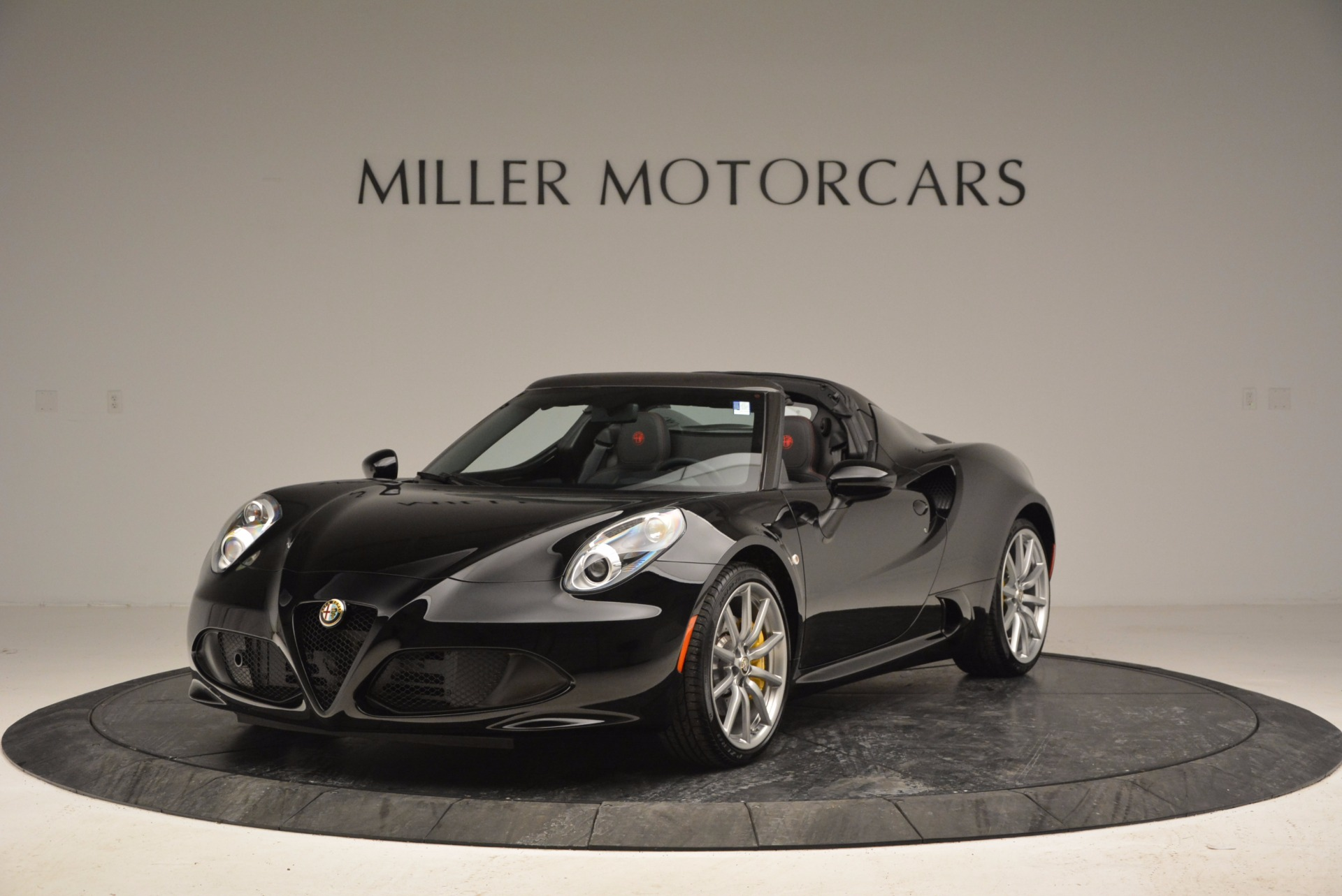 New 2016 Alfa Romeo 4C Spider | Greenwich, CT