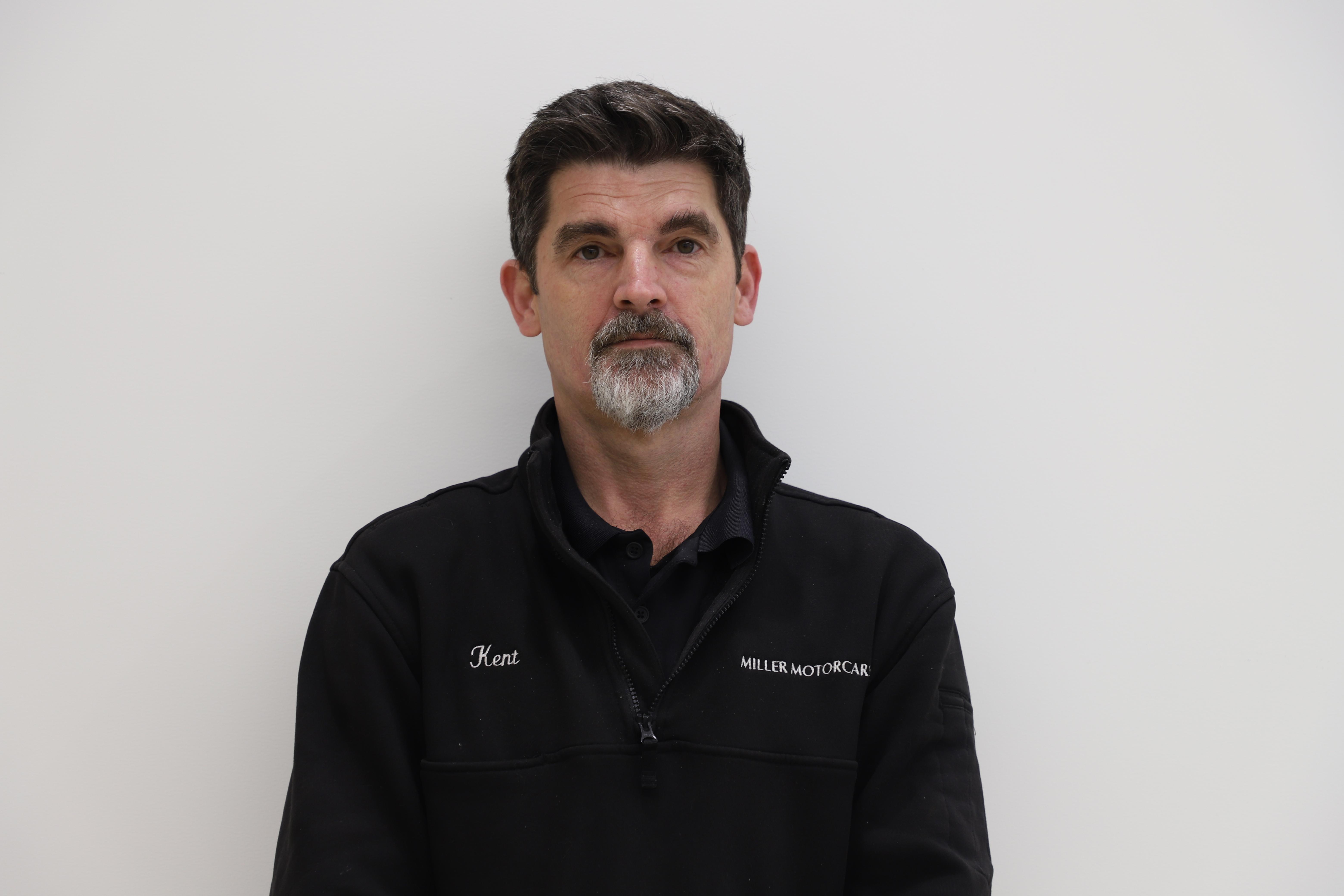 Kent Woodworth - Ferrari Technician