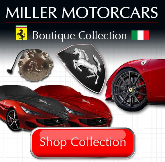 Miller Motorcars Official Ferrari Dealer Of Greenwich Ct